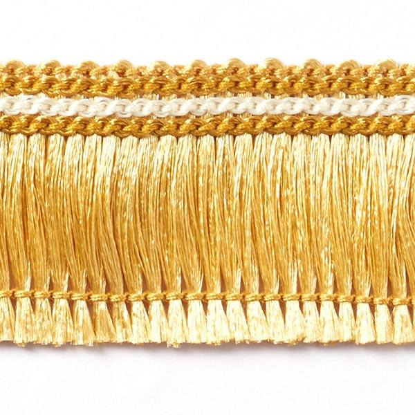 Frange métallisée [30 mm] - doré