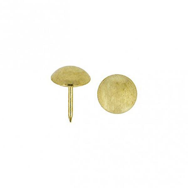 Polsternägel [ 17 mm | 50 Stk.] - gold