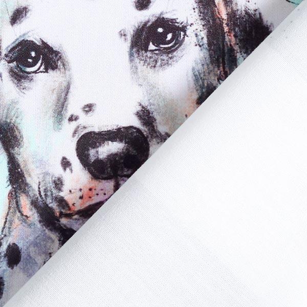 Bio Popeline coton Panel Kit masques pour enfants | Lillestoff – blanc