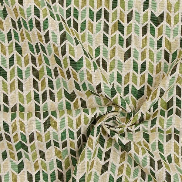 Jacquard Gobelin Zigzag – vert