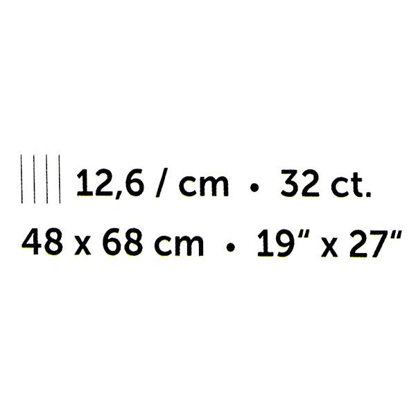 "Belfast - 48 x 68 cm | 19"" x 27"", 4"