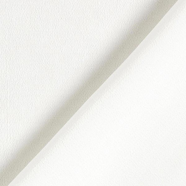 Tissu pour chemisier Tissu crêpe Uni – écru