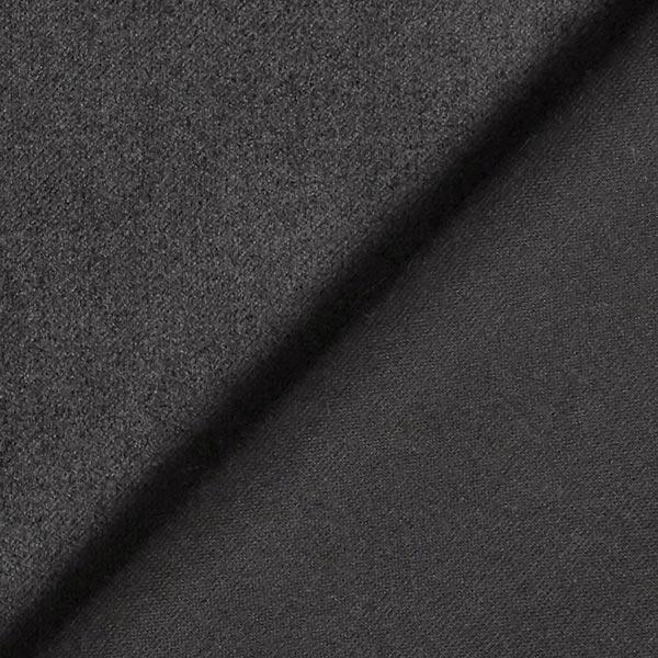 Stretch de pantalon velours – noir
