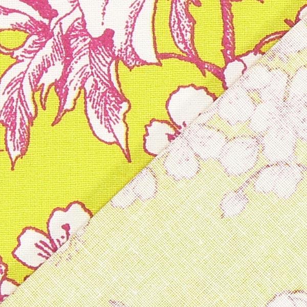 Coton enduit Fleur de cerisier 1 | Rico Design