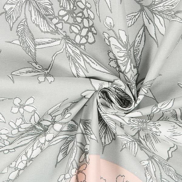Beschichtete Baumwolle Vögel   Rico Design