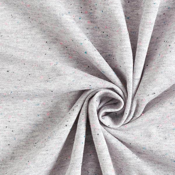 Jersey Aspect chiné | Rico Design – gris