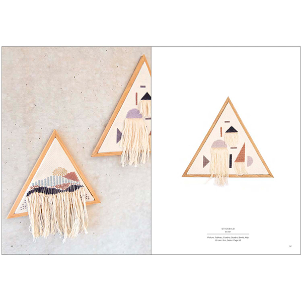 Stickbuch 170 Nature Matters   Rico Design