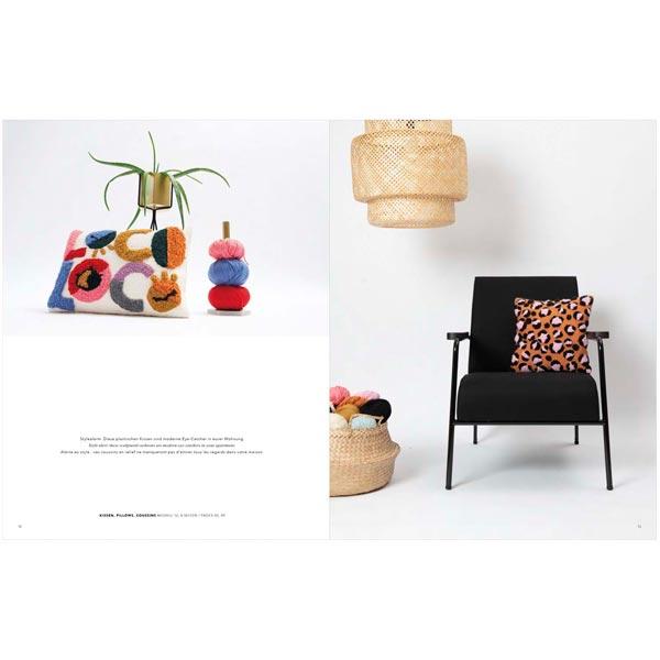 Buch Punch Needle Nr. 03 | Rico Design
