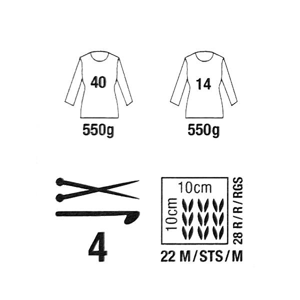 Creative Cotton dk | Rico Design, 50 g (007)