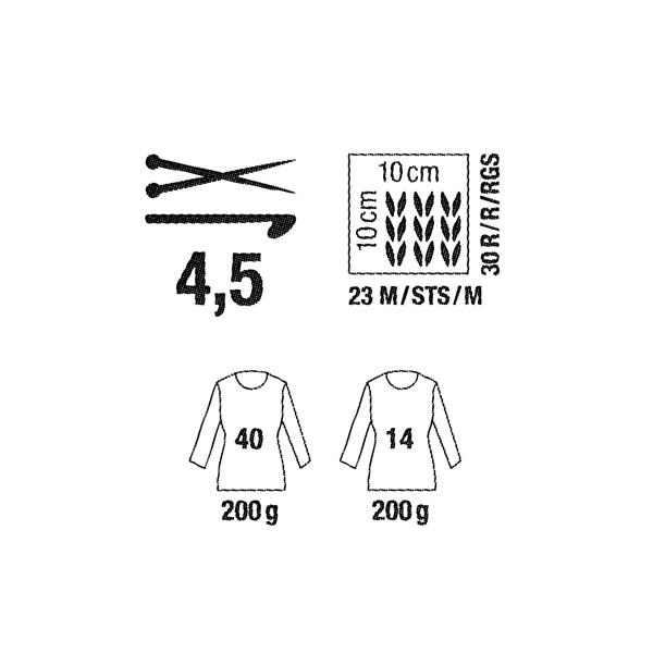 Essentials Super Kid Mohair Silk | Rico Design, 006