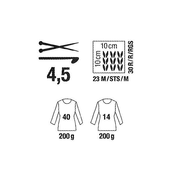 Essentials Super Kid Mohair Silk   Rico Design, 025