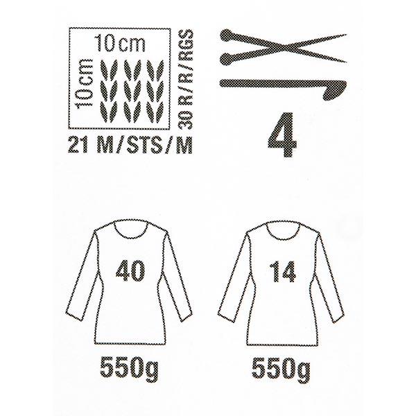 Fashion Cotton Metallisé   Rico Design, 50 g (010)