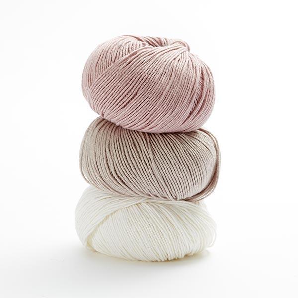 Essentials Cotton Silk Cashmere | Rico Design, 50 g (001)