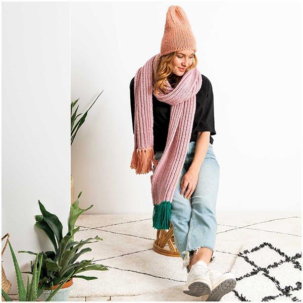 Essentials Mega Wool chunky | Rico Design – saumon
