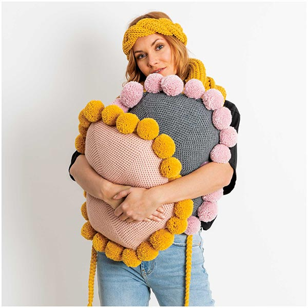 Essentials Mega Wool chunky | Rico Design – rose