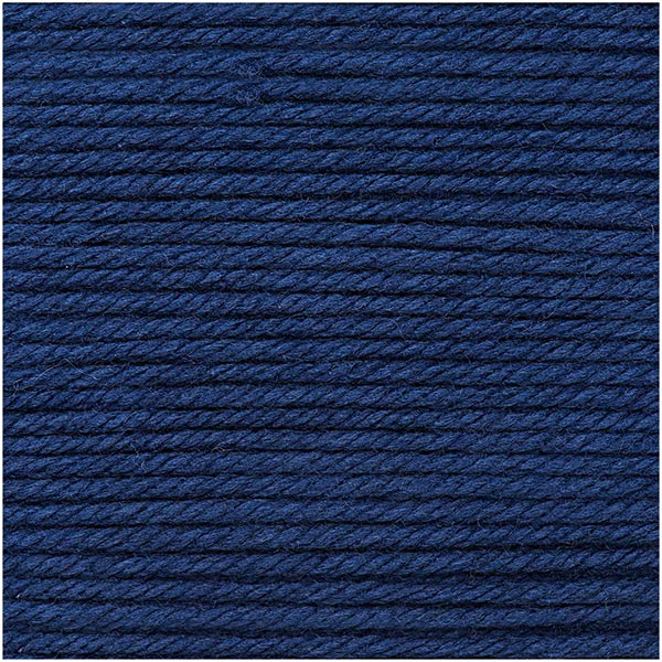 Essentials Mega Wool chunky | Rico Design – bleu marine