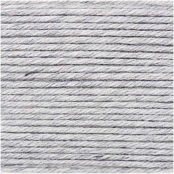 Essentials Mega Wool chunky | Rico Design – gris clair