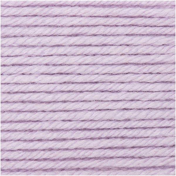 Essentials Mega Wool chunky   Rico Design – lavande