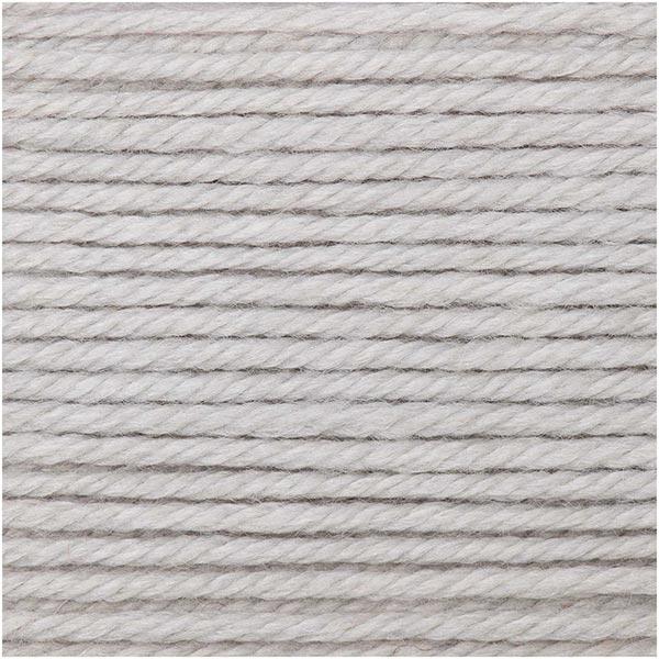 Essentials Mega Wool chunky | Rico Design – bleu bébé