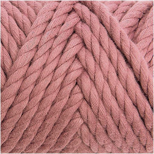 Creative Cotton Cord [5mm] | Rico Design – mauve