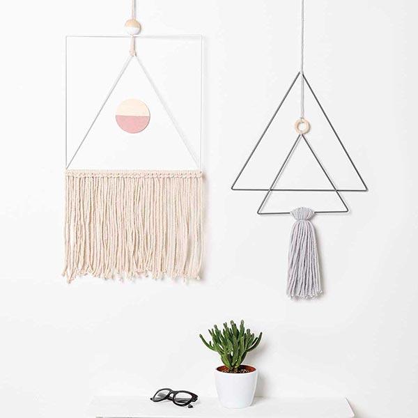 Creative Cotton Cord Skinny Makramee-Garn [3mm]   Rico Design - senf