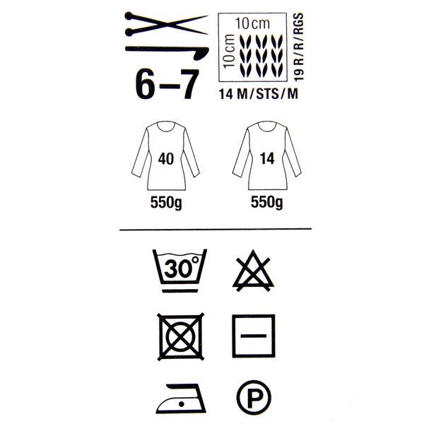 Creative Melange Chunky | Rico Design, 50 g (034)