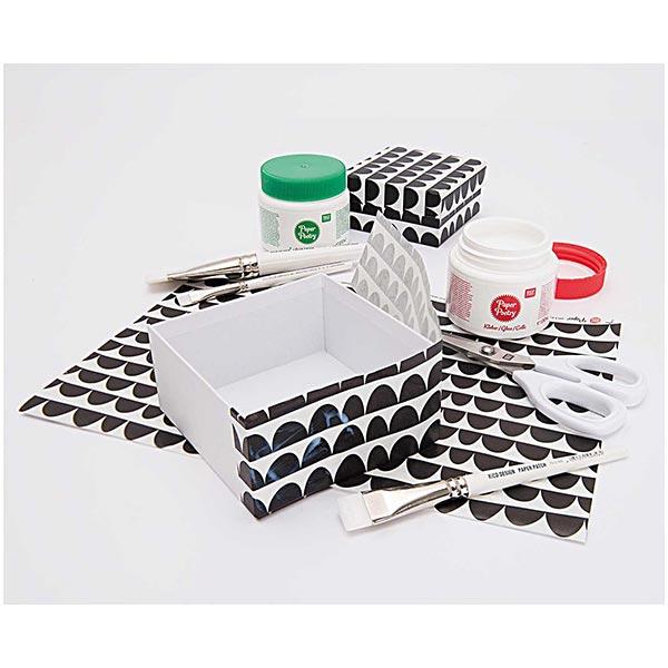Paper Patch Set de pinceau 3 pièces | RICO DESIGN