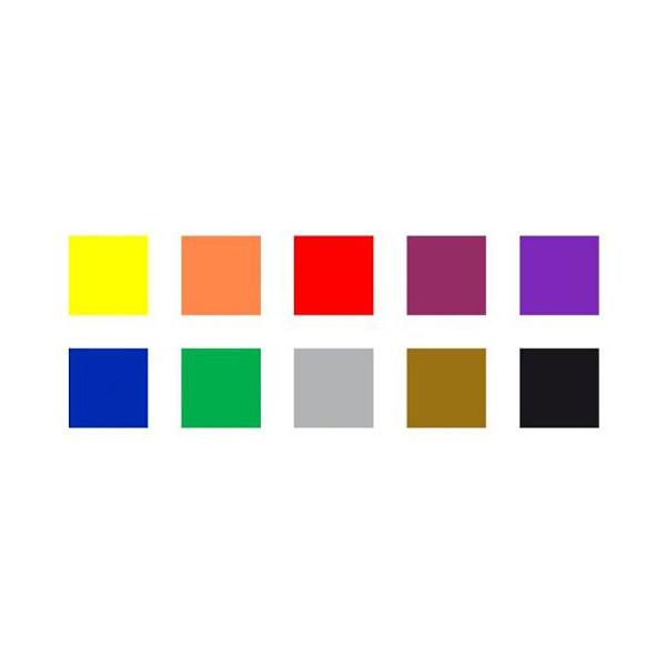 Set tampons encreurs - multicolore | Rico Design