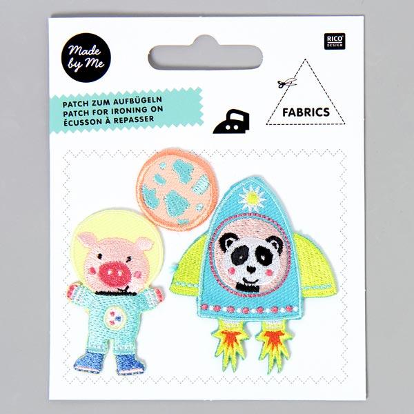 Patchs Petits astronautes I   Rico Design