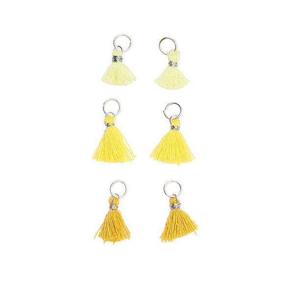 Mini glands [ 11 mm ] | Rico Design – jaune
