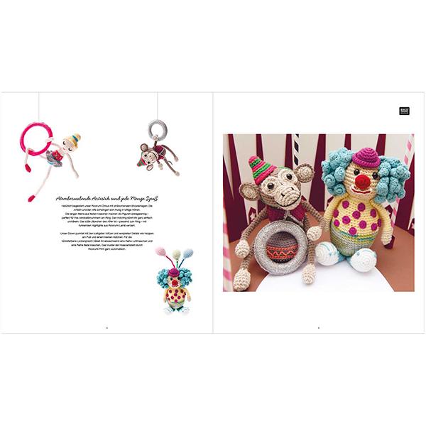 Magazin RICORUMI Zirkus | Rico Design