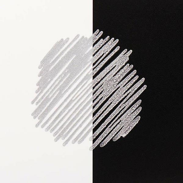 Marqueur de peinture [0,8 mm] - argenté | Rico Design