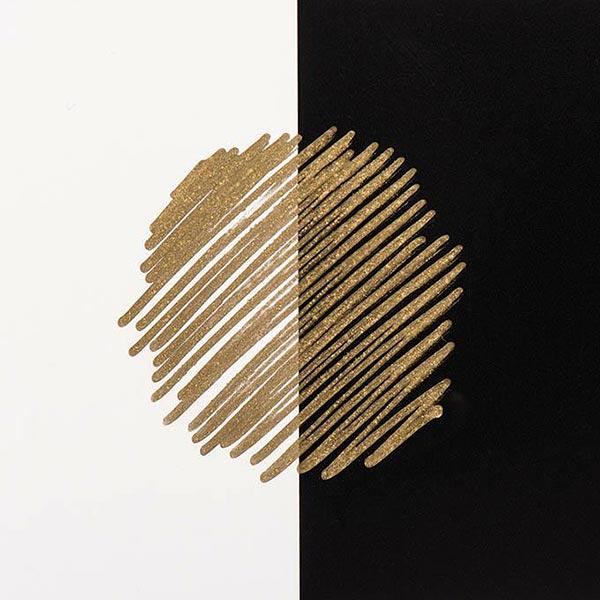 Marqueur de peinture [0,8 mm] - doré | Rico Design