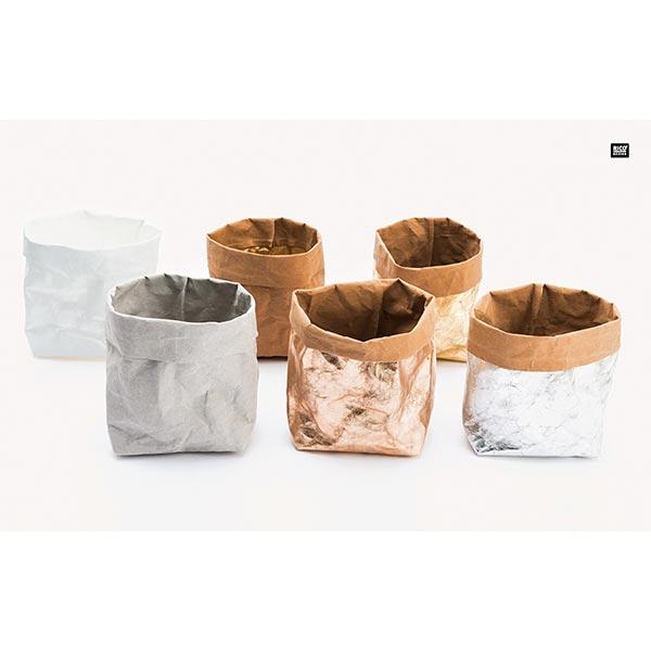 Washable Paper [50x100 cm] | RICO DESIGN - braun