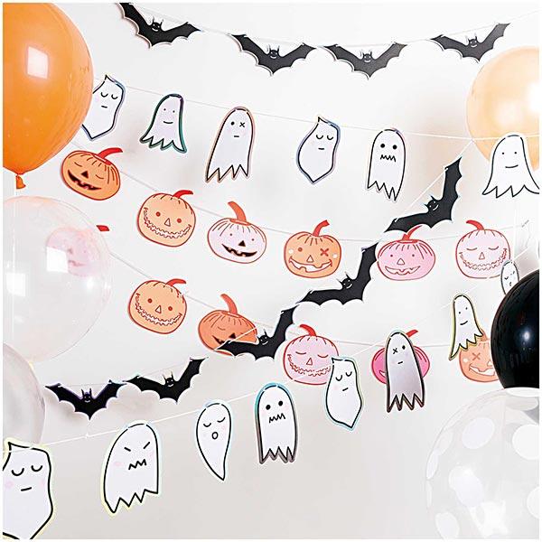 Ballons Halloween [ 12 Pièces ] | Rico Design