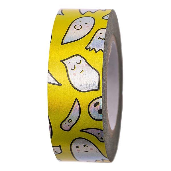 Masking Tape Gespenst | RICO DESIGN  – gelb