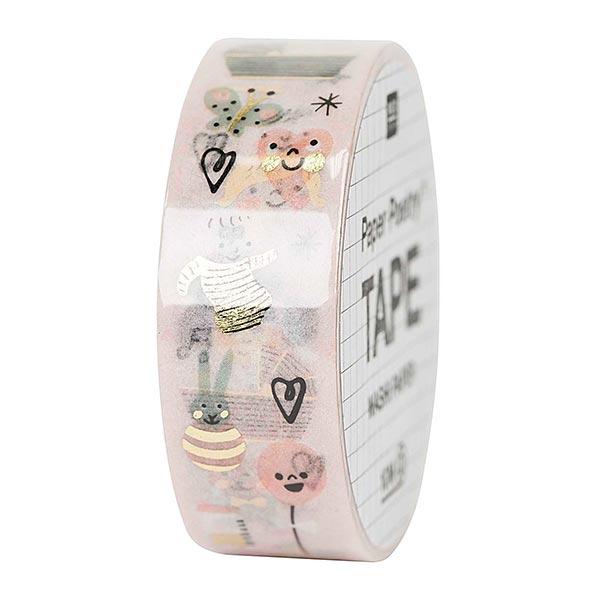 Washi Tape Hello Baby Mädchen | Rico Design
