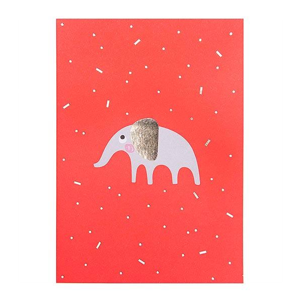 DIY Card Hello Baby Elefant | Rico Design