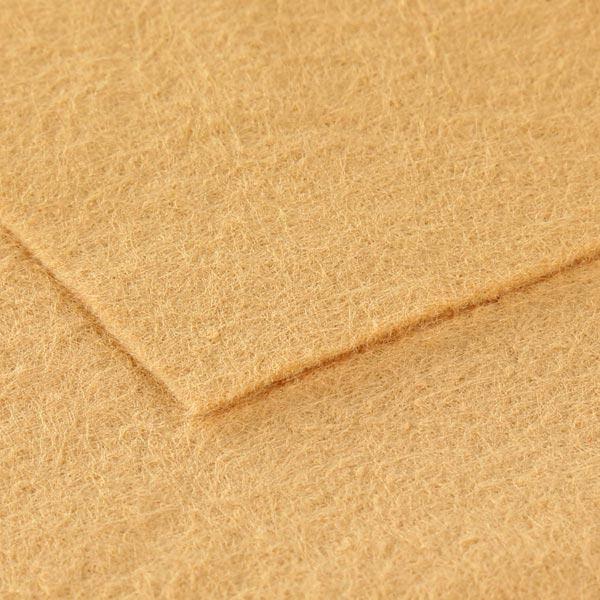Filzplatte 1mm, 20 x 30 cm – beige