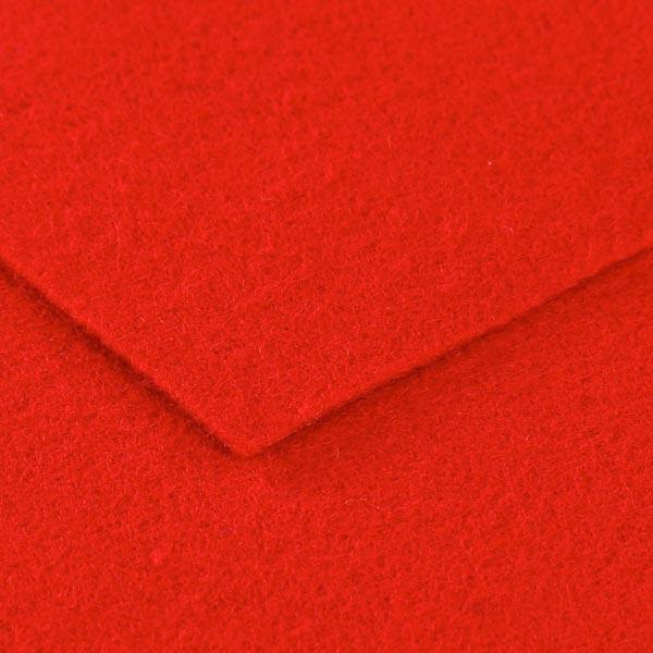 Plaque de feutre 1mm, 20 x 30 cm – rouge