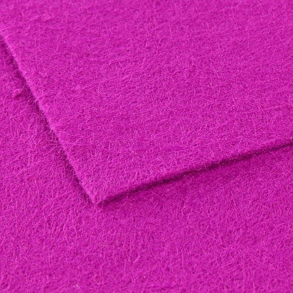 Filzplatte 1mm, 20 x 30 cm – violett