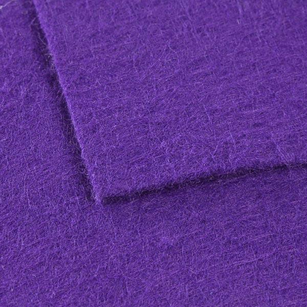 Filzplatte 1mm, 20 x 30 cm – lila