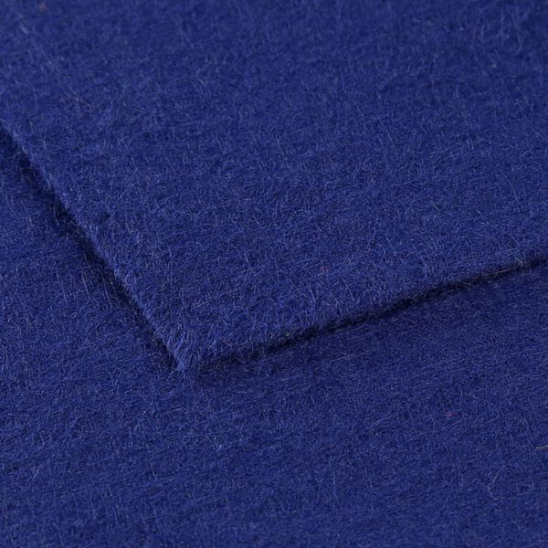 Filzplatte 1mm, 20 x 30 cm – marineblau