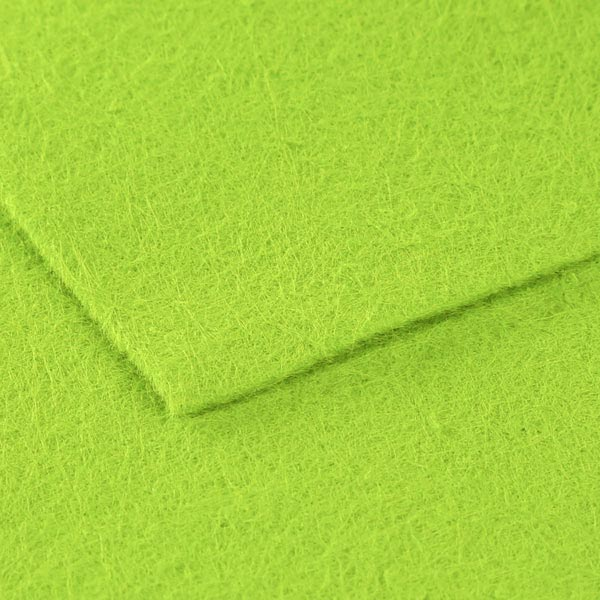 Filzplatte 1mm, 20 x 30 cm – apfelgrün