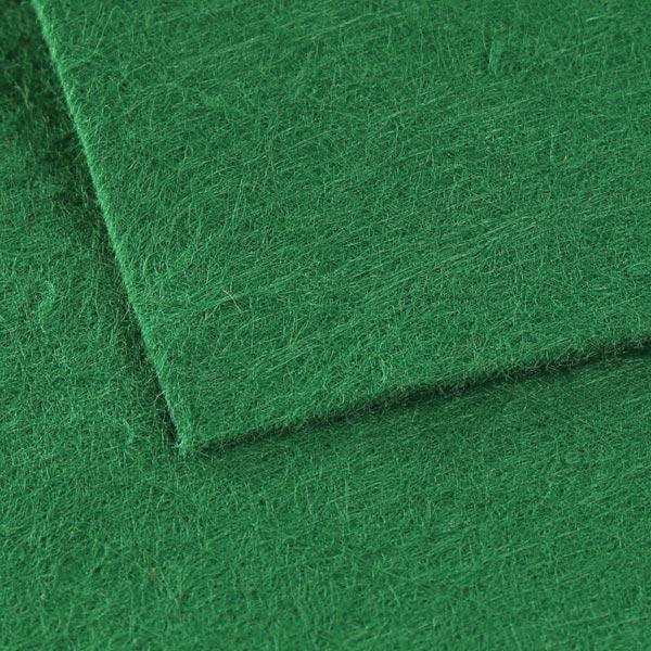 Filzplatte 1mm, 20 x 30 cm – dunkelgrün