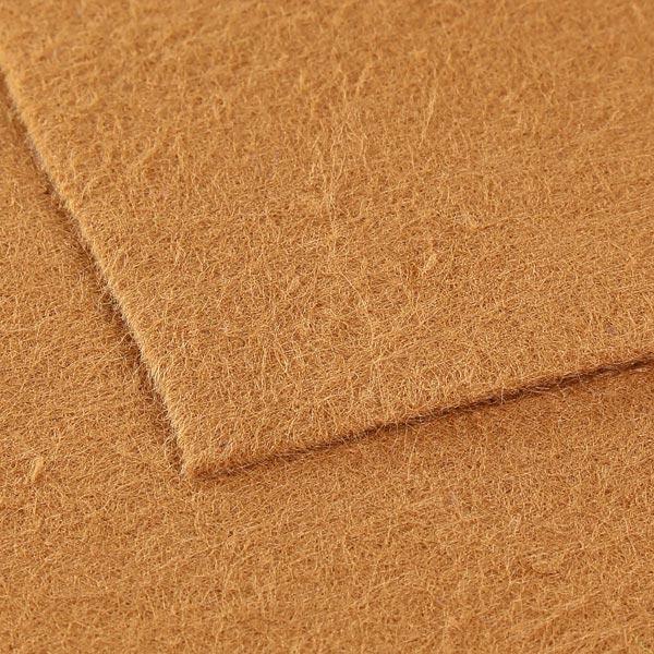 Filzplatte 1mm, 20 x 30 cm – mittelbraun