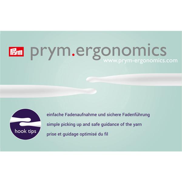 10|40cm Aiguilles à tricoter/veste Ergonomics | Prym