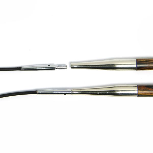 40 cm KnitPro-Set NATURAL   Prym