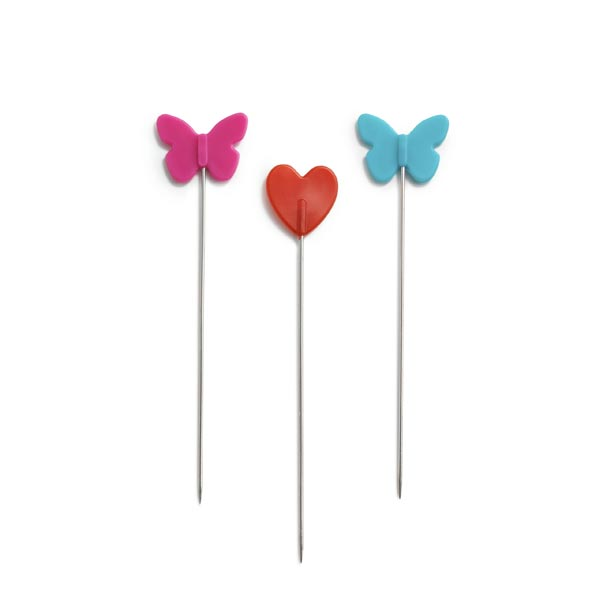 Stecknadel Schmetterling Herz | Prym Love