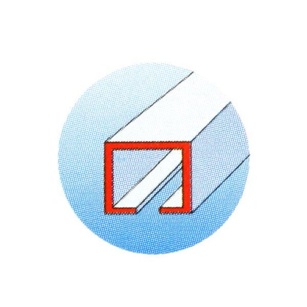Butée intermédiaire, 4 unités – blanc | Prym
